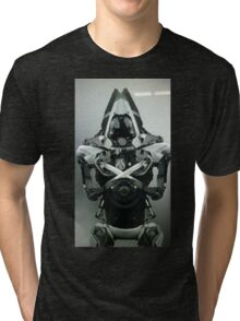 Assassin Robot Tri-blend T-Shirt