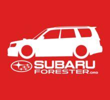 SubaruForester.org - SG5 Love by Snoshado