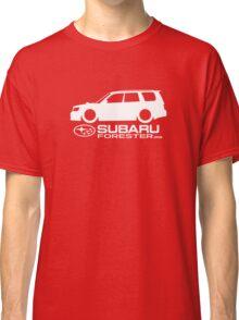 SubaruForester.org - SG5 Love Classic T-Shirt
