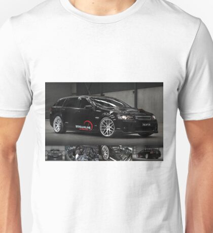 Diane's VE SS Commodore Wagon - Poster Unisex T-Shirt
