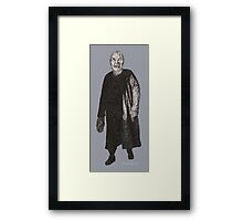 Nightmares - Demon - BtVS Framed Print