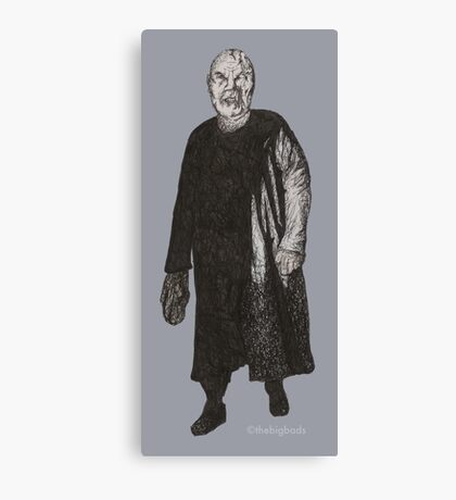 Nightmares - Demon - BtVS Canvas Print