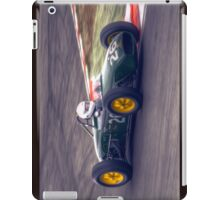 Lotus F1 - Type 18 - 1960/61 HDR iPad Case/Skin