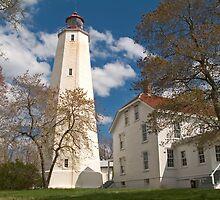 Sandy Hook Lighthouse by andykazie