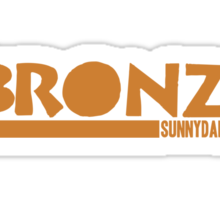 The Bronze, Sunnydale, CA Sticker