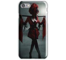 Andromeda X - Ghost Samurai 1 iPhone Case/Skin