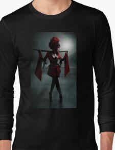 Andromeda X - Ghost Samurai 1 Long Sleeve T-Shirt