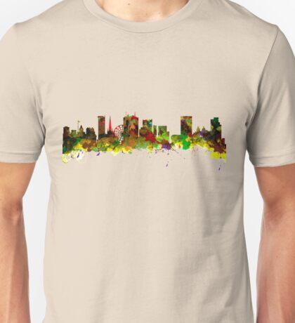 Birmingham  City  UK Skyline Unisex T-Shirt