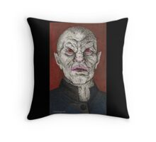 Prophecy Girl - The Master - BtVS Throw Pillow