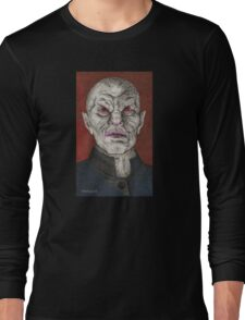 Prophecy Girl - The Master - BtVS Long Sleeve T-Shirt