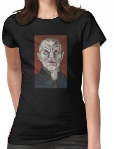 Prophecy Girl - The Master - BtVS Womens Fitted T-Shirt