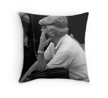 Bored, bored, bored, bored, bored! Throw Pillow