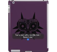 Legend of Zelda - Majora's Mask: Terrible Fate iPad Case/Skin
