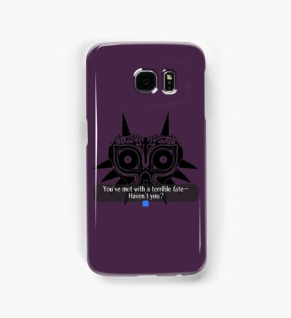 Legend of Zelda - Majora's Mask: Terrible Fate Samsung Galaxy Case/Skin