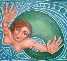 sirens song by Leanne Inwood