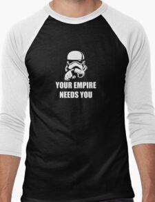 Your Empire Needs You Men's Baseball ¾ T-Shirt