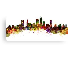 Boston USA Canvas Print