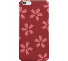 Sakura Flower Design iPhone Case/Skin