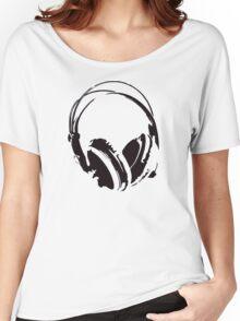Headphones! Women's Relaxed Fit T-Shirt