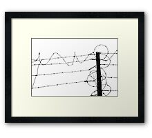 Artistic Wire Framed Print