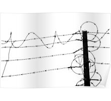 Artistic Wire Poster