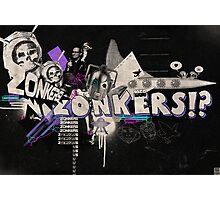 Zonkers Photographic Print