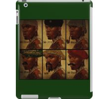 foreign exchange rate 50 cent iPad Case/Skin