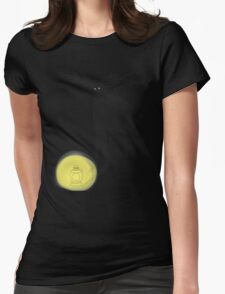 Lantern bearer Womens Fitted T-Shirt