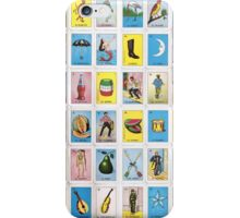 Loteria iPhone Case/Skin