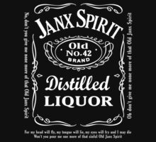 Old Janx Spirit T-Shirt