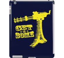 Get Some T-shirt iPad Case/Skin