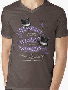 Weasleys' Wizard Wheezes Mens V-Neck T-Shirt