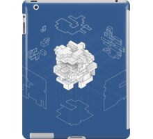 Isometric Cube iPad Case/Skin