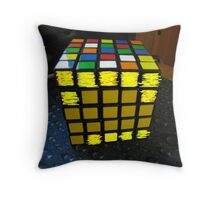 I did it!! Throw Pillow