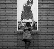John in art by Marnie Hibbert