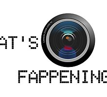 What's fappening?? by 2monthsoff