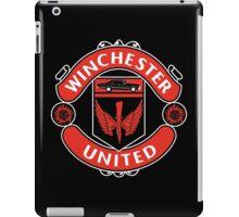 Winchester United iPad Case/Skin