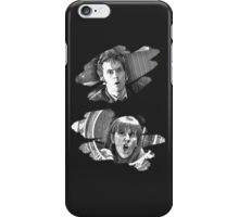 The Doctor and Donna Noble (iPad and iPhone case) iPhone Case/Skin