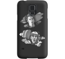 The Doctor and Donna Noble (iPad and iPhone case) Samsung Galaxy Case/Skin