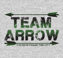 Team Arrow by GreenGamer