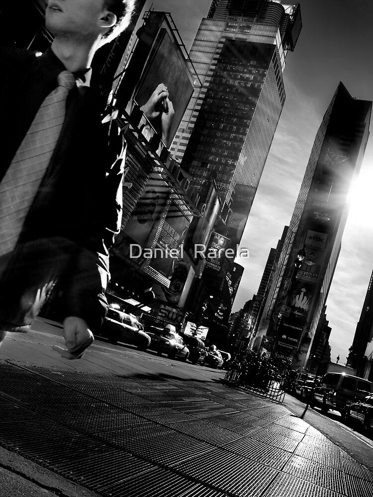 Lack of Time(s Square) by Daniel  Rarela