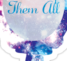 Fairest of them All Sticker