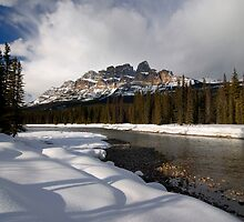 Back in Bow River Again.. by Robert Mullner