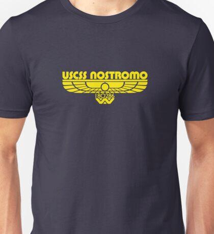 USCSS Nostromo Unisex T-Shirt