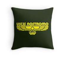 USCSS Nostromo Throw Pillow