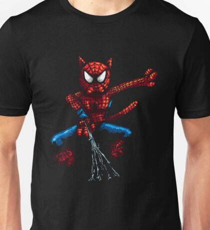 Spider-Cat Unisex T-Shirt