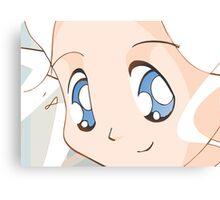 Manga girl 01 Canvas Print