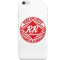 Double R Diner iPhone Case/Skin