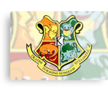 The Kanto School of Witchcraft and 'Rizardry Metal Print