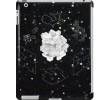 Isometric Cube v2 iPad Case/Skin
